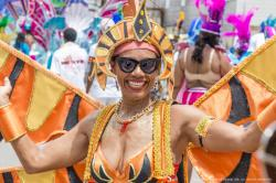 The Many Faces of Belize Carnival