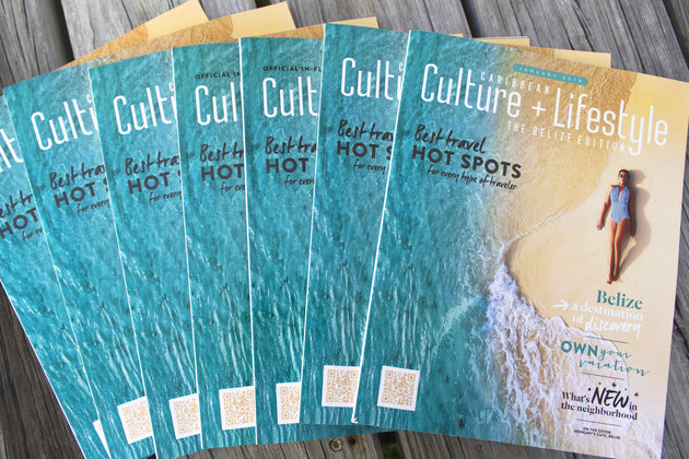 7fbbd9578d3d5 Fast forward two months and now we are excited to announce the launch of Caribbean  Culture and Lifestyle: The Belize Edition!