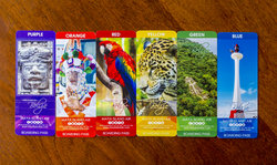 Maya Island Air Launches 2017 – 2019 Edition  of Belize Themed Boarding Passes
