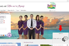 Maya Island Air Announces Live Chat