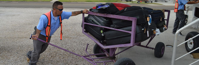 Our baggage handlers on the baggage restrictions page.