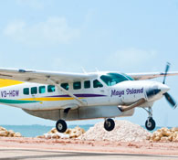 The Maya Island Air terms and conditions page.
