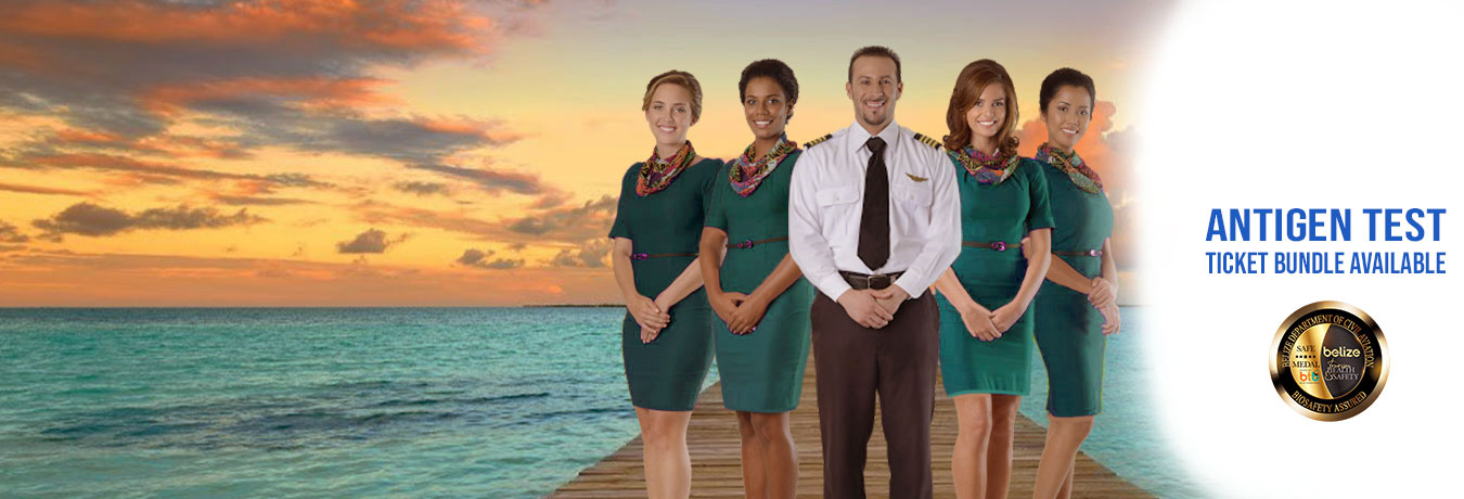 Maya Island Air Belize local airline and flights.